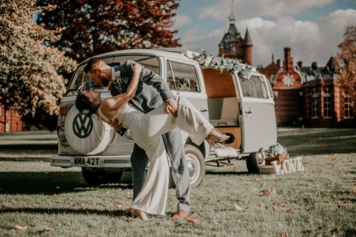 Loved by Your Hampshire and Dorset Wedding magazine