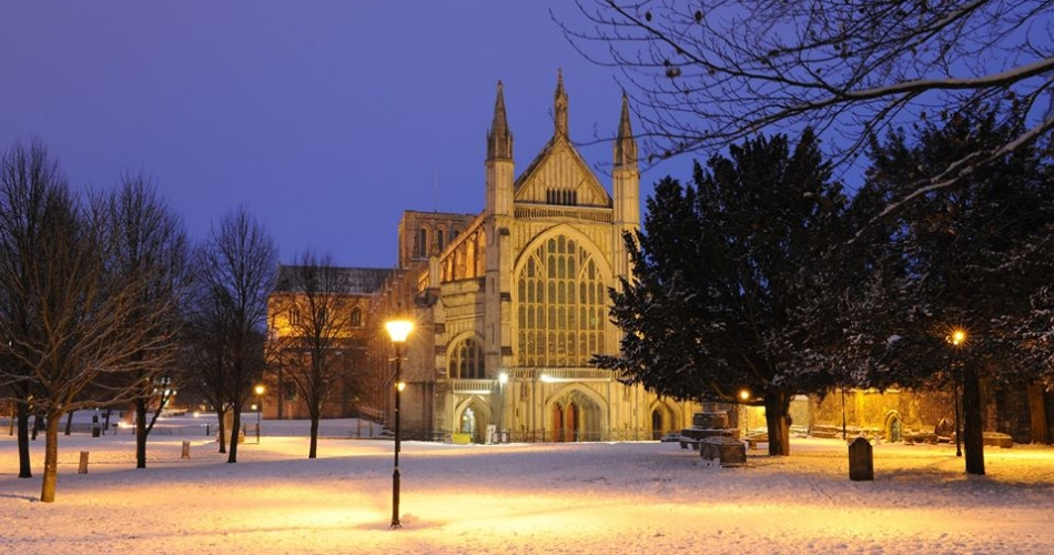 Image 2: Winchester Cathedral