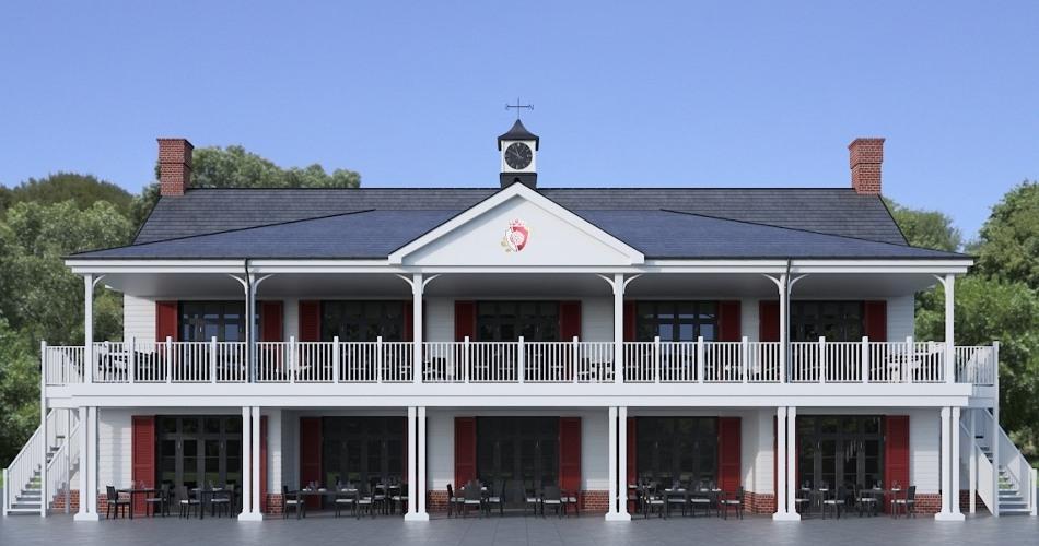 Image 2: BOSC Cricket Pavilion