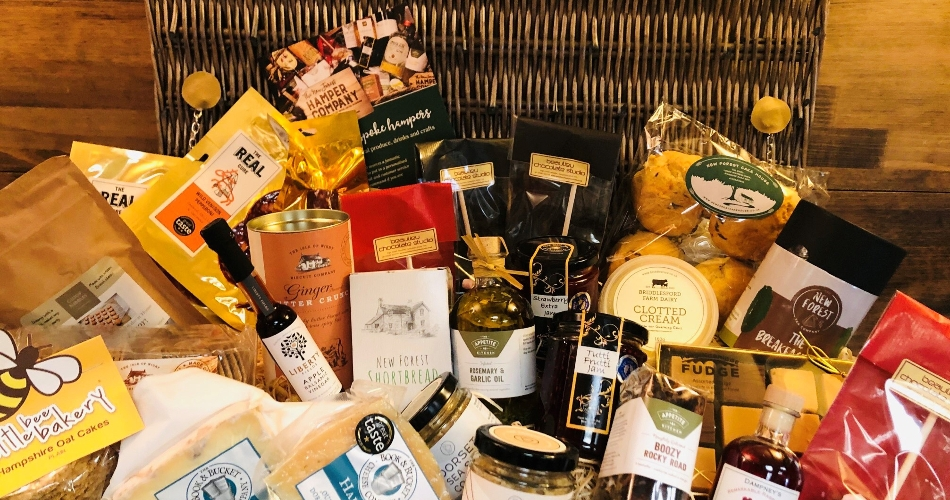 Image 2: The New Forest Hamper Company