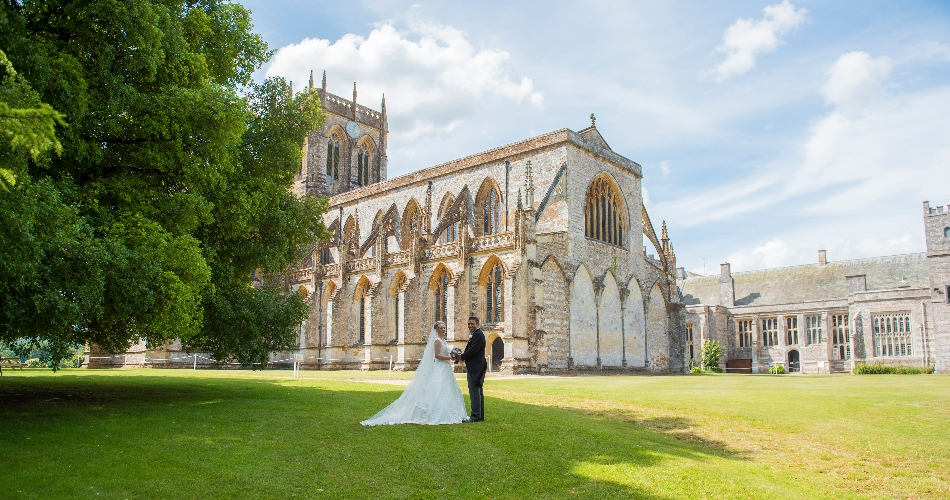 Image 1: Milton Abbey