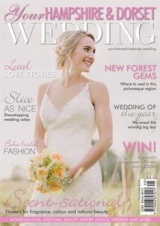 Issue 68 of Your Hampshire and Dorset Wedding magazine