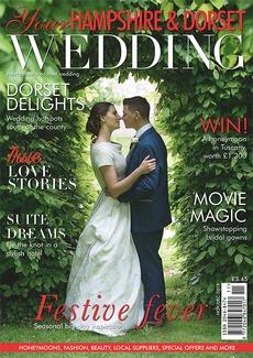 Your Hampshire and Dorset Wedding magazine, Issue 77