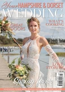 Your Hampshire and Dorset Wedding magazine, Issue 79