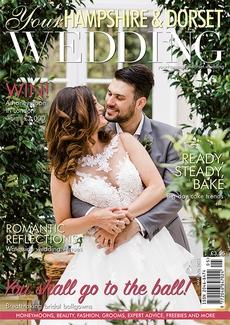 Issue 86 of Your Hampshire and Dorset Wedding magazine