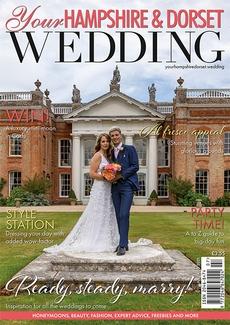 Issue 87 of Your Hampshire and Dorset Wedding magazine