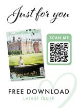 View a flyer to promote Your Hampshire and Dorset Wedding magazine