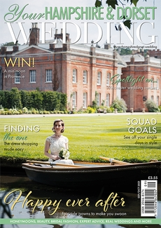 Your Hampshire and Dorset Wedding magazine, Issue 88