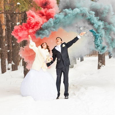 Top tips for winter wedding videography