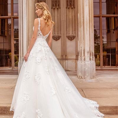 Latest line at leading Hampshire bridal boutique