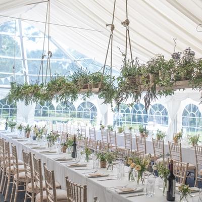 Hampshire-based floral designer champions greener weddings