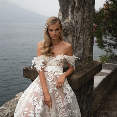 Hampshire bridal boutique to host world debut of leading bridalwear designer's new collection