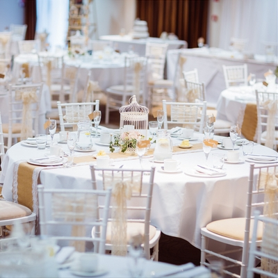Hampshire wedding venue hosting wedding fair