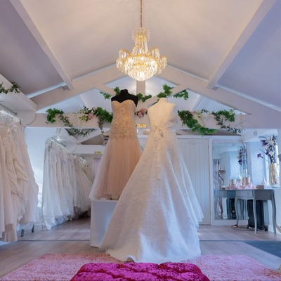 New home for Isle of Wight bridal boutique