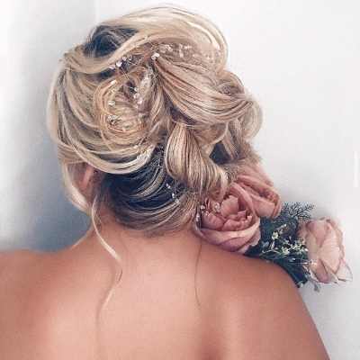 Growing love for softer bridal hairstyles