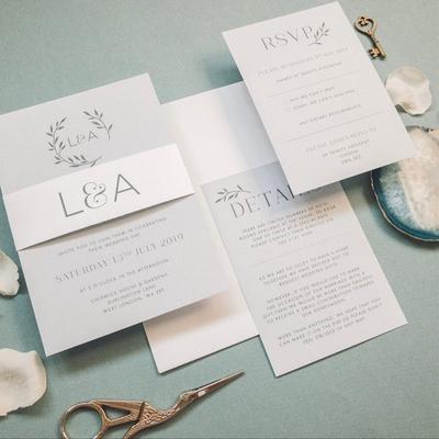 We talk to Bailey & Beau, a wedding stationery company with creativity at its heart