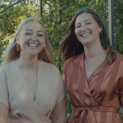 Dorset's new wedding celebrant duo