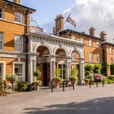 County Wedding Events comes to Oatlands Park Hotel, Weybridge, Surrey!