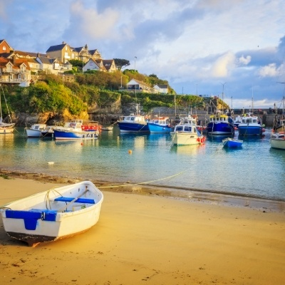 Most romantic destinations in the UK
