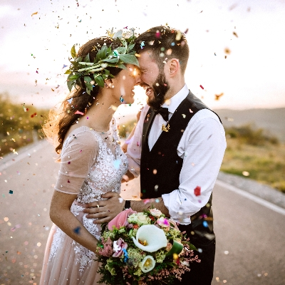 One small step for couples, one giant leap for weddings!