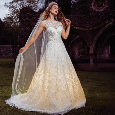 New collection from Signature Wedding Show at Ascot Racecourse exhibitor