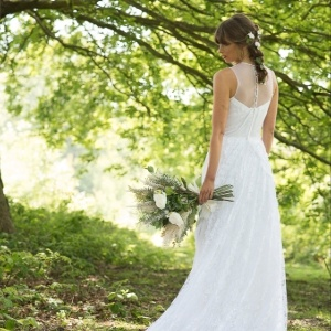 Real Green Dress, Vintage & Contemporary Ethical Wedding Dresses