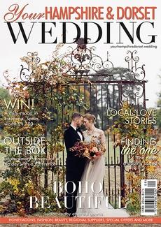 Issue 82 of Your Hampshire and Dorset Wedding magazine